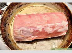 pork chop gravy from drippings