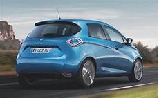 2018 Renault Zoe Uk Pricing And Specs Confirmed