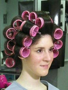 sissy boy in hair rollers pin on 4x4 power
