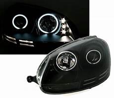Ccfl Scheinwerfer F 252 R Vw Golf 5 Ad Tuning