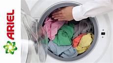 So Laden Sie Ihre Waschmaschine Am Besten Ariel