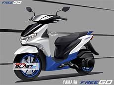Modifikasi Freego by Galeri Yamaha Nmax Abs 2019 Modifikasi Sobotomotif