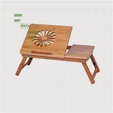 tavolo da letto tavolino in legno supporto base porta pc notebook