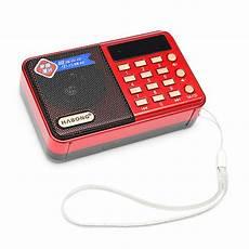 Nontaus Kk69 Mini Portable Radio Card by Nontaus Kk61 Portable Fm Radio Mini Tf Card Speaker Mp3