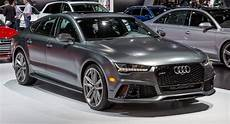 Grab A 2018 Audi Rs7 With A 17 500 Discount While