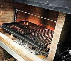 kits de grilles pour barbecue argentin pour restaurants et