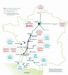 distance bordeaux inauguration de la lgv tours bordeaux transport logistique
