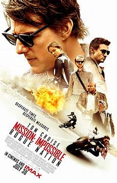 Mission Impossible Rogue Nation Review Everywhere