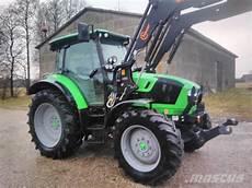 Used Deutz Fahr 5130ttv Tractors Year 2014 Price 80 028