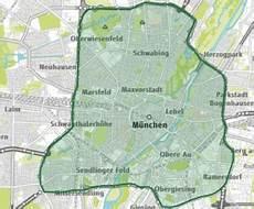 Mittlerer Ring München - umweltzone m 252 nchen einfahrt ohne bu 223 geld