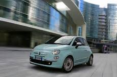 The New Fiat 500 Cult Price Specification And Images