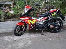 Variasi Motor Mx King by Jual Striping Lis Variasi Mx King Movistar Di Lapak Huda