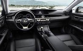 2017 Lexus ES 350 Changes Redesign Release Date Price