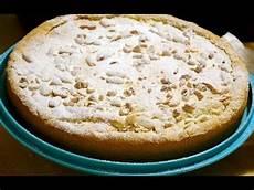 torta con crema pasticcera di benedetta torta con crema pasticcera e mandorle youtube