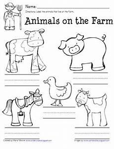 farm animals worksheets for preschool 14135 256 best farm unit images on
