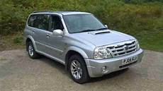 suzuki 2004 grand vitara xl 7 diesel 7 seater 4x4 car for