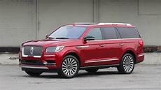 2018 Lincoln Navigator Drive Large And In Charge