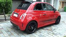 Abarth 500 D Occasion Cabriolet 595 1 4 T Jet 180