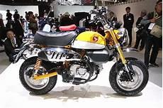 honda monkey 125 2019 honda monkey 125 concept motorcycle joining grom in