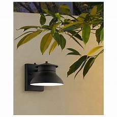 fordham 8 quot high black led outdoor wall light 5c013 ls plus