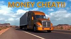 american truck simulator money still working august