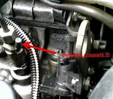 injecteur clio 2 clio 2 phase 1 1 9l diesel fuite injecteur resolu