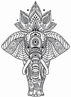 Ausmalbilder Elefant Erwachsene 1001 Ideen Und Inspirationen F 252 R Sch 246 Ne Bilder Zum