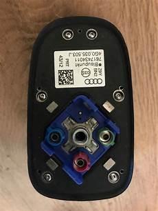 s6 a6 c7 nav mmi wrong location fin antenna fix