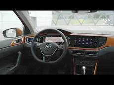 polo 2018 interieur volkswagen polo 2018 interior r line and beats official
