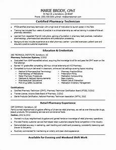 check out this sle resume for an entry level pharmacy technician pharmacy technician