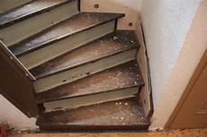 Treppenrenovierung Treppensanierung Selber Machen Kein
