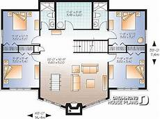 waterfront house plans walkout basement house plan the lakeshore no 3912 v1 house plans