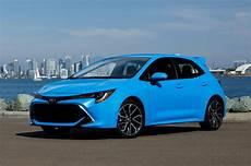 2019 toyota corolla hatchback drive the
