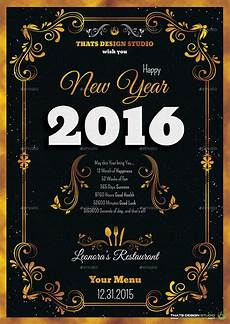 new year card template psd 9 new year menu templates psd eps illustrator pdf