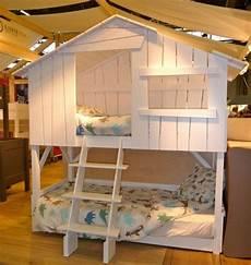 cabane de lit superposé lit cabane enfant superpos 233 lit en hauteur