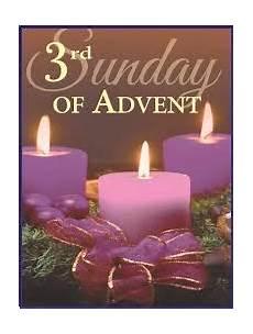 third sunday of advent trimble united methodist church