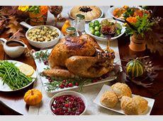 Free Thanksgiving Dinner   East Bay