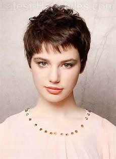 pixie cut for thin hair hairstylo