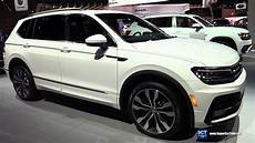 2018 Volkswagen Tiguan Tsi R Line Exterior And Interior