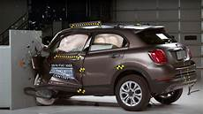 test fiat 500x 2016 fiat 500x joins iihs top safety ranks