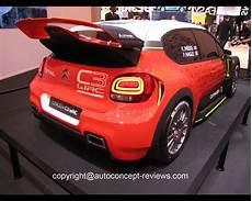 c3 wrc 2017 citroen c3 wrc concept car 2017