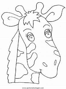 Malvorlagen Giraffen Gratis Giraffen 37 Gratis Malvorlage In Giraffen Tiere Ausmalen
