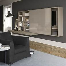 conforama catalogo soggiorni modular system for living room in wood with hi fi idfdesign