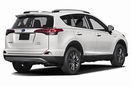 2016 Toyota RAV4 Hybrid  Price Photos Reviews & Features