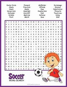 soccer word search worksheet by puzzles to print tpt