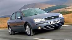 2002 Ford Mondeo Photos Informations Articles