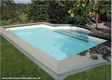 styropor pool als schwimmbecken komplett set mit allem zubeh 246 r
