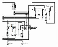 wiring diagrams toyota tacoma electrical