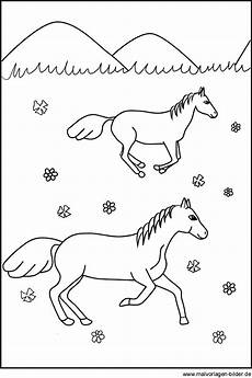 Malvorlagen Pferde Zum Ausdrucken Pdf Pferde Ausmalbilder F 252 R Kinder Zum Ausdrucken