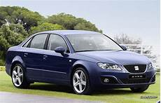 seat exeo update official high res photos and details